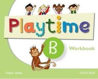 Playtime B Workbook - C. Selby; S. Harmer