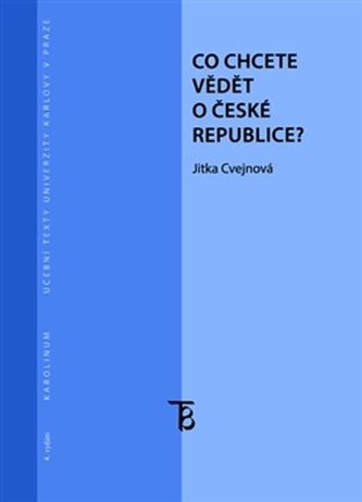 Co chcete vědět o České republice