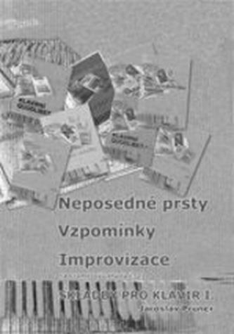 Skladby pro klavír I Pruner - Pruner, Jaroslav