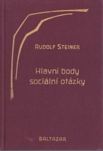 Hlavní body sociální otázky - Steiner, Rudolf