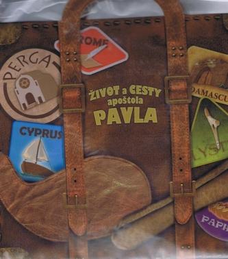 Život a cesty apoštola Pavla (kufrík)