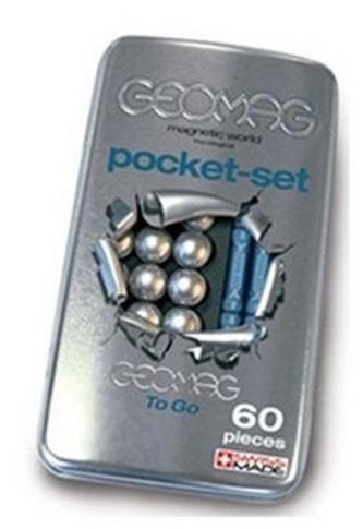 Geomag Pro metal 60 pcs