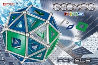 Geomag Kids Panels 190 pcs