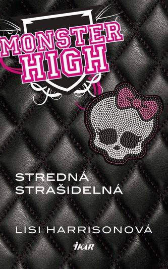 Monster High - Stredná strašidelná - Harrisonová Lisi