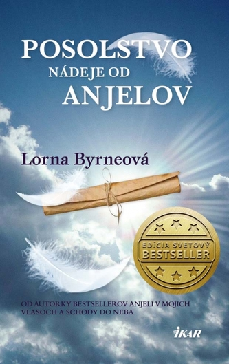 Posolstvo nádeje od anjelov - Byrneová Lorna