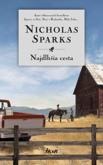 Najdlhšia cesta - Sparks Nicholas