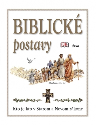 Biblické postavy - Motyer Stephen
