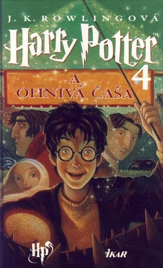 Harry Potter 4 - A ohnivá čaša, 2. vydanie - Rowlingová Joanne K.