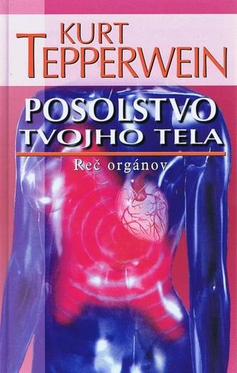 Posolstvo tvojho tela - 2. vydanie - Tepperwein Kurt