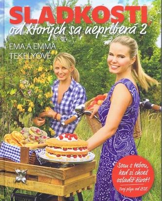 Sladkosti, od ktorých sa nepriberá 2 - Tekelyové Ema a Emma