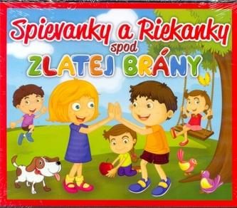 CD-Spievanky a Riekanky spod Zlatej Brány-2CD - autor neuvedený