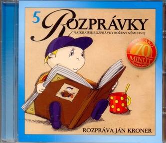 CD-Najkrajšie rozprávky Boženy Němcovej(5) - autor neuvedený
