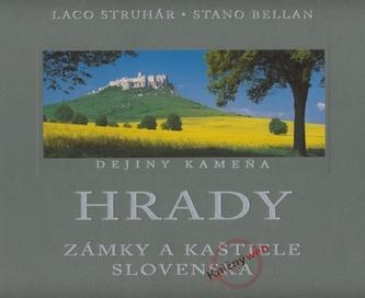 Hrady zámky a kaštiele Slovenska - Struhár, Stano Bellan Laco