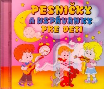 CD - Pesničky a uspávanky pre deti - autor neuvedený