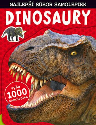 Dinosaury Najlepší súbor samolepiek