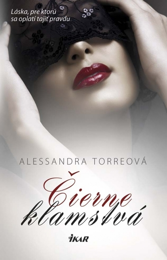 Čierne klamstvá - Torre Alessandra R.