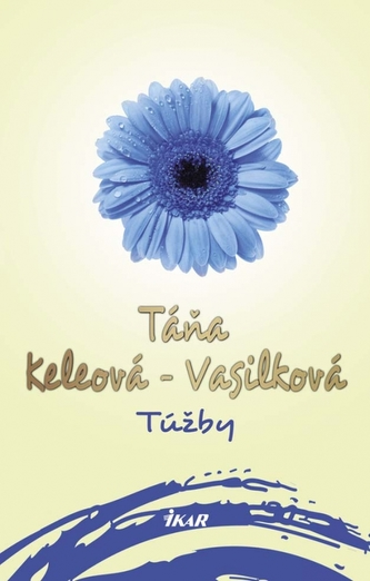 Túžby, 2. vydanie - Keleová-Vasilková Táňa