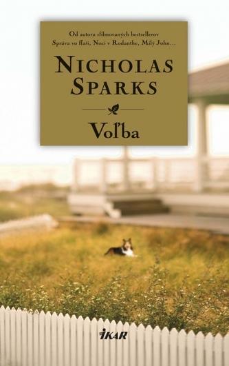 Voľba - Sparks Nicholas