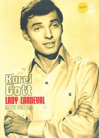 Gott Karel: Lady Karneval DVD - autor neuvedený