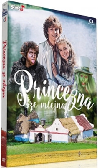 Princezna ze mlejna - DVD - neuveden