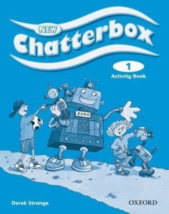 New Chatterbox 1. Activity Book - Strange Derek
