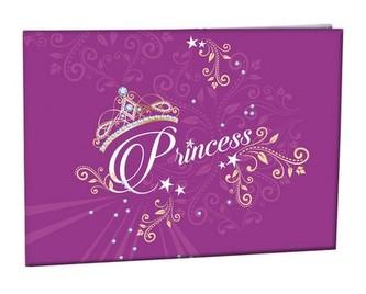 Školní desky na číslice - Princess - neuveden