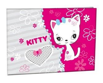 Školní desky na číslice - Kitty - neuveden