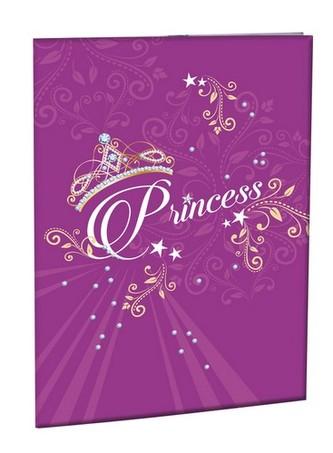 Školní desky na abecedu - Princess - neuveden