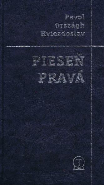 Pieseň pravá - Hviezdoslav Pavol Országh