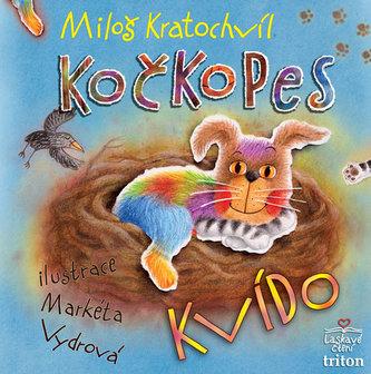 Kočkopes Kvído - Miloš Kratochvíl