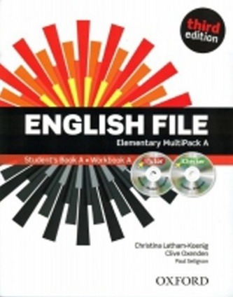 English File Elementary Multipack A 3.e.
