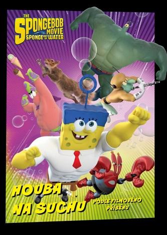 SpongeBob - Houba na suchu - David Lewman, Stephen McDannell Hillenburg