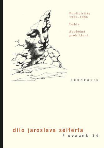 Dílo J.Seiferta 14. - Publicistika (1939–1986) - Michal Topor