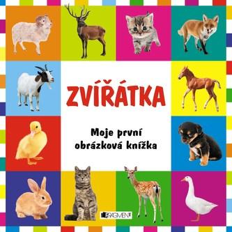 Moje první obrázková knížka – Zvířátka - kolektiv