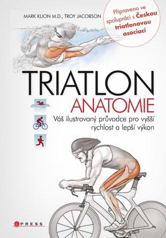Triatlon - anatomie - Mark Klion, Troy Jacobson