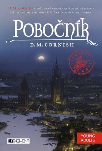 Tetování krví – Pobočník - D. M. Cornish