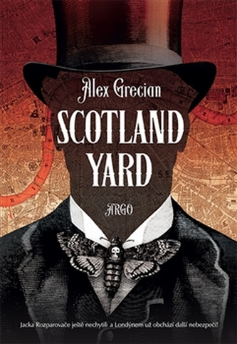 Scotland Yard - Alex Grecian