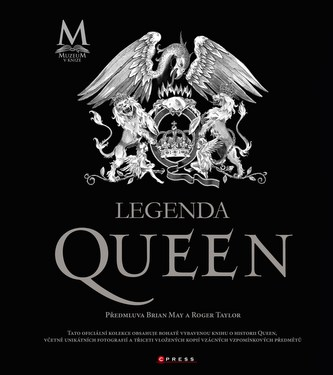 Legenda Queen - Brian May, Roger Taylor