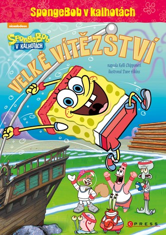SpongeBob - Velké vítězství - Steven Banks