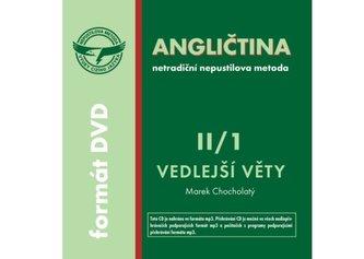 Angličtina II/1 - vedlejší věty - CD - Marek Chocholatý