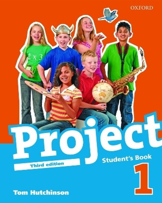 Project Level 1: Student's Book - Tom Hutchinson