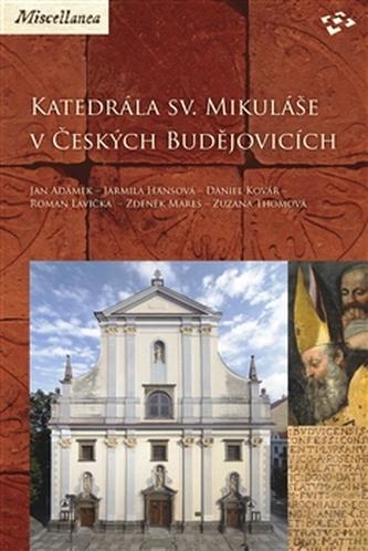 Katedrála sv. Mikuláše v Českých Budějovicích - Zuzana Thomová