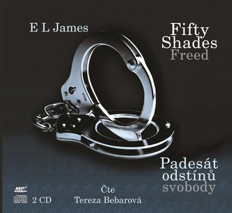 Fifty Shades Free Padesát odstínů svobody (audiokniha) - E L James