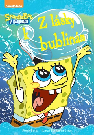 SpongeBob Z lásky k bublinám - Steven Banks