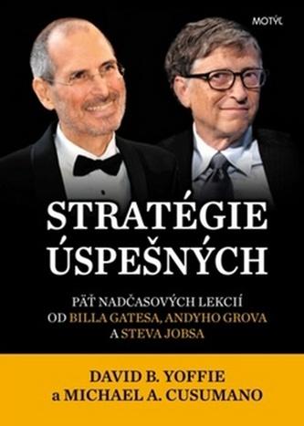 Stratégie úspešných - David B. Yoffie