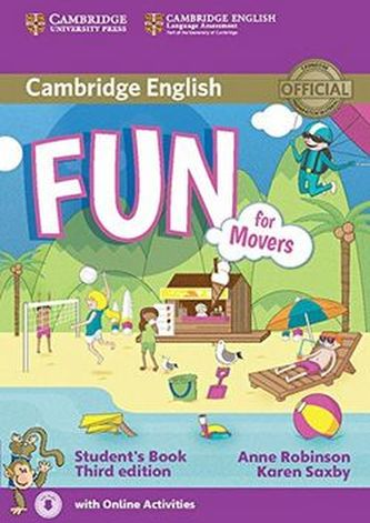 Fun for Movers Student´s Book - Anne Robinson; Karen Saxby