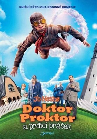 Doktor Proktor a prdící prášek (filmová obálka) - Nesbo Jo