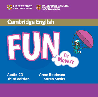 Fun for Movers - Anne Robinson; Karen Saxby