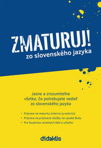 Zmaturuj zo slovenského jazyka - Ján Tarábek