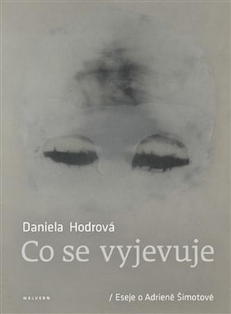 Co se vyjevuje - Daniela Hodrová